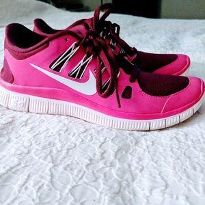 Nike Free Sneakers size 8M
